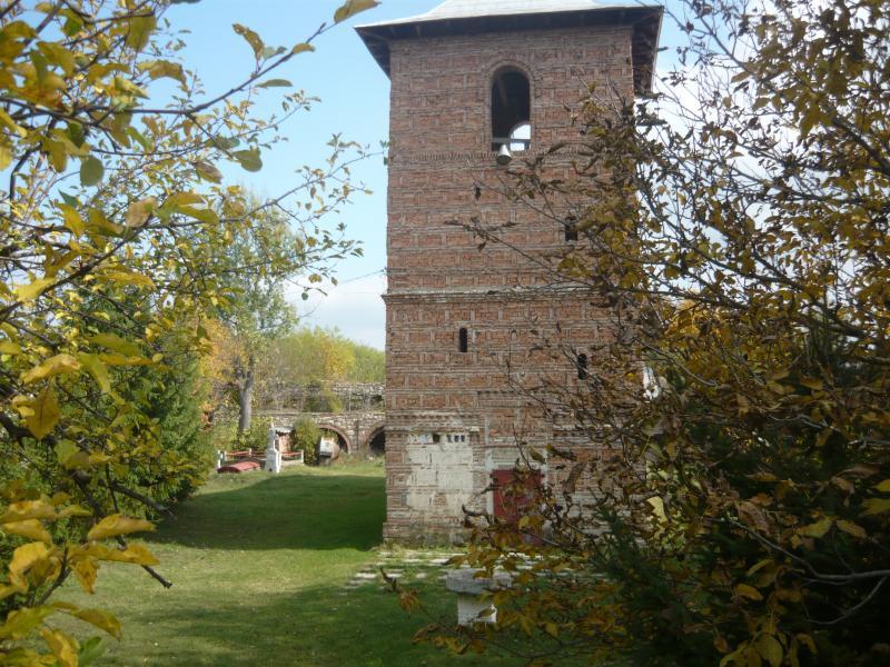Cetatea Bradu Sau Manastirea Doamnei Neaga