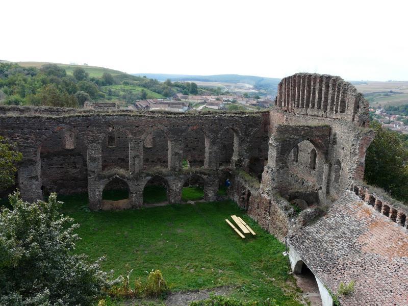 Obiective turistice - Cetatea Paganilor