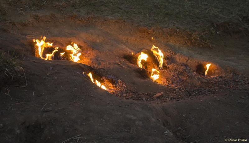 Obiective turistice - Focul Viu