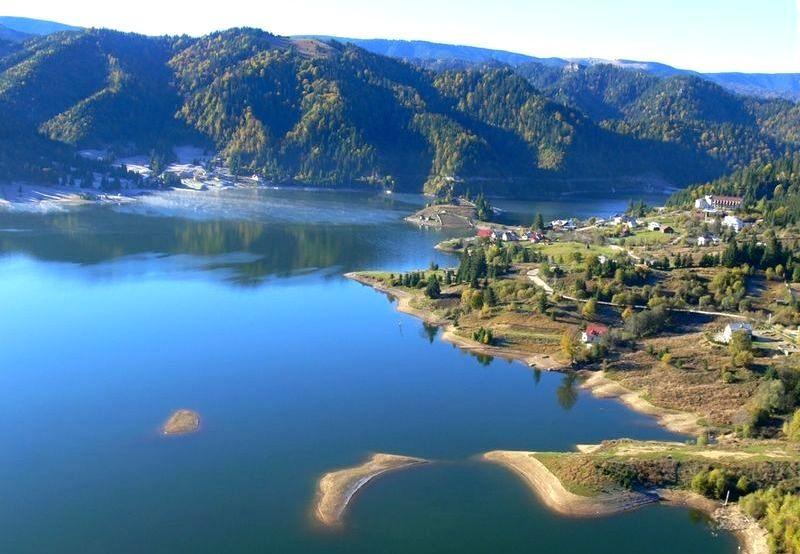 Obiective turistice - Lacul Colibita