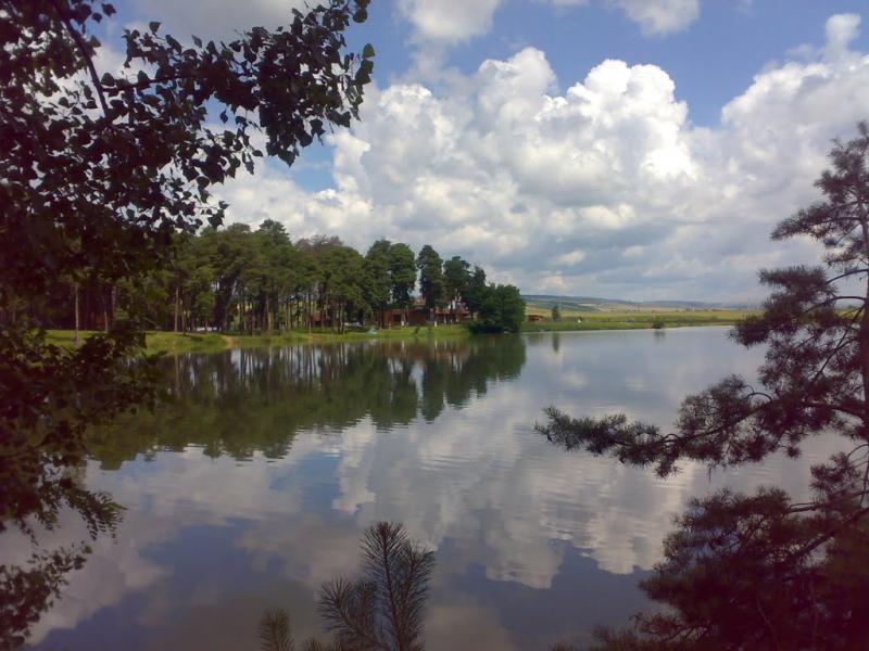 Obiective turistice - Lacul Reci